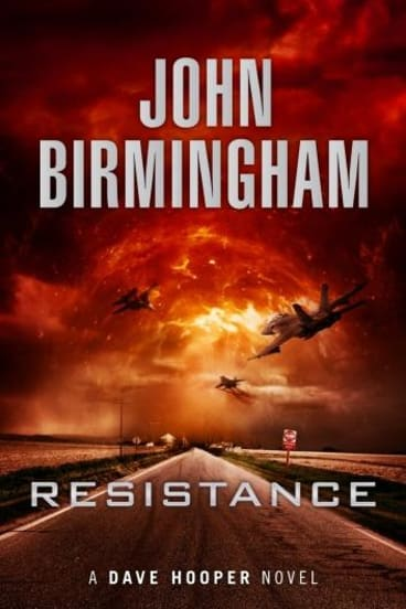 Second novel in the Dave Hooper series, <I>Resistance</I>.