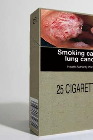 """""""We live in a world in which the mass commercialisation of cigarettes in the early 20th century rapidly outpaced our understanding of their health consequences."""""""