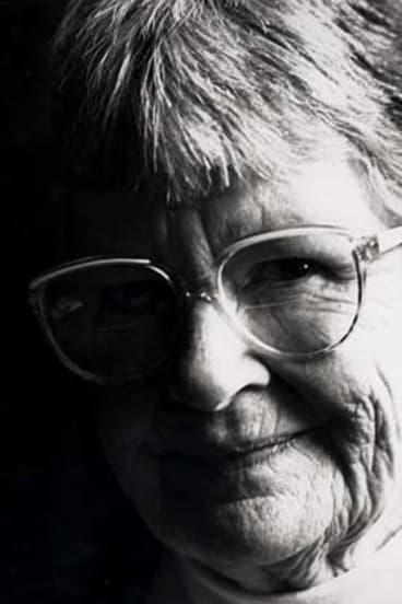 Poet, Gwen Harwood.