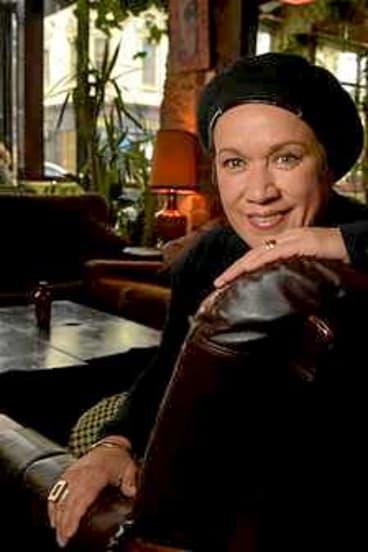 Vika Bull at The Black Cat.