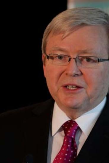 Kevin Rudd.