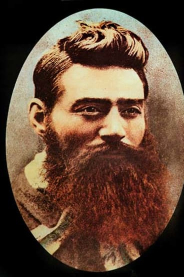 ned kelly australias greatest mythological character Thornton is struck by the mythical status of the figure he calls ned kelly, australia's greatest thief, who shot policemen, and he has little time for his depiction as an irish victim of.