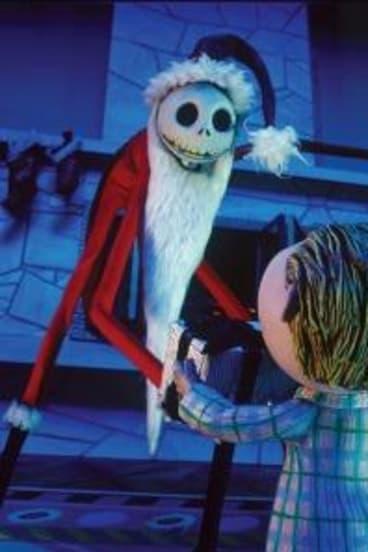 Vocals: Elfman sang the role of Jack Skellington in <em>The Nightmare Before Christmas</em>.