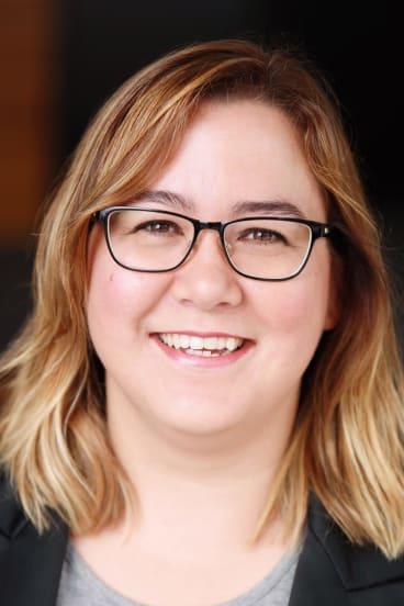 Composer Jessica Wells