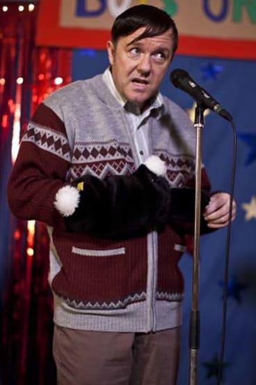 Gervais in <em>Derek</em>.