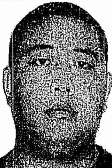 A police image of Kevin Zheng.
