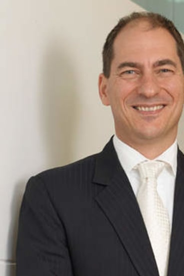 Oversaw the deals: Former Leighton International executive Russell Waugh.