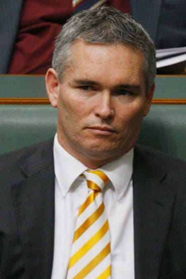"""You have an unreliable source"" ... federal MP, Craig Thomson."