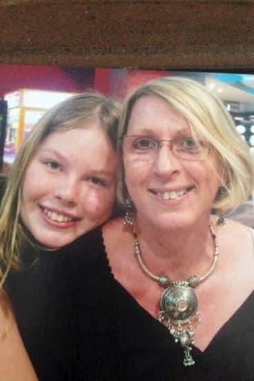 Noelene Bischoff, 54, and her daughter, Yvan Jeana Yuri Bischoff.
