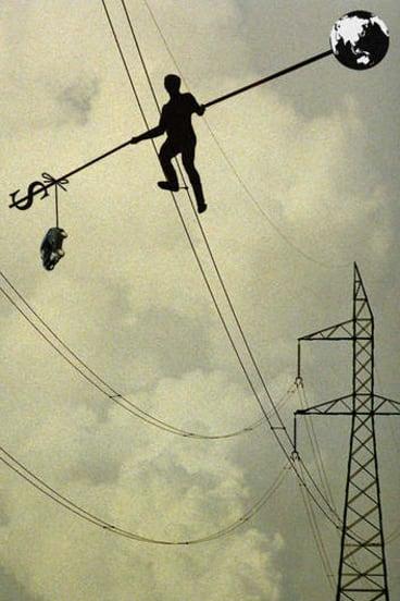 Balancing a carbon economy.