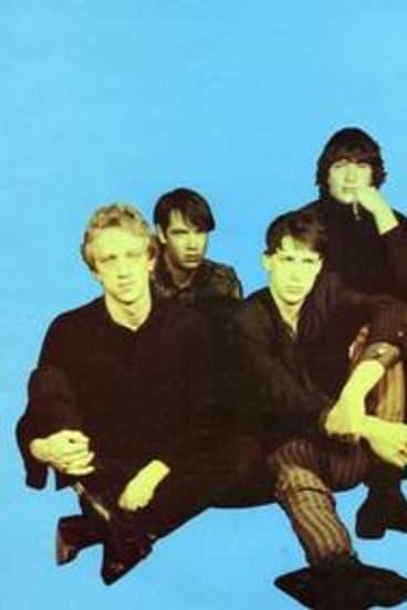 The Sunnyboys' debut self-titled album.