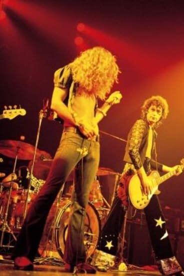 Jimmy Page Reveals Why Led Zeppelin Is Re Mastering Its