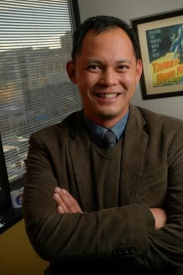 Rodney Faraon is one of a group of former CIA officers behind TV show 'State of Affairs'.