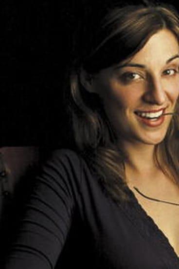 Keira Daley of the <i>LadyNerd</i> cabaret.