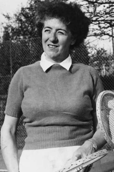 Ida Pollock described all-day parties with naked tennis matches at the home of Enid Blyton, pictured above.
