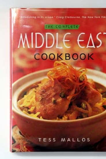 Opening minds ... <i>The Complete Middle East Cookbook</i> was published in 1979.