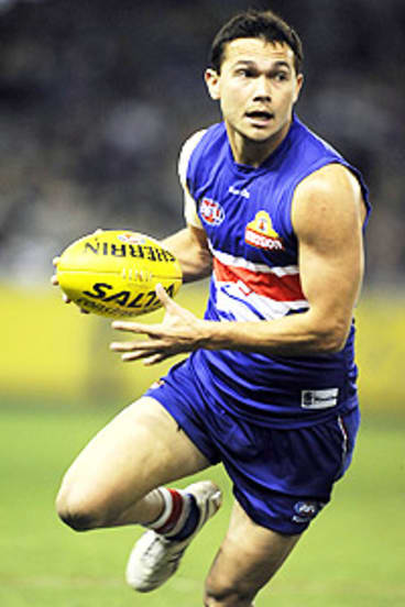 Skilful Western Bulldogs running backman Jarrod Harbrow will link up with the Gold Coast Suns in 2011.