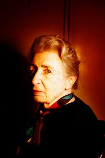Renowed Australian poet Rosemary Dobson.