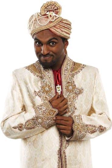 Nazeen Hussein stars in Legally Brown.