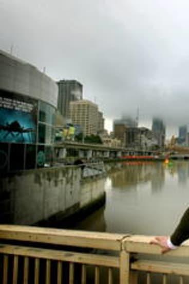 New City of Melbourne councillor Arron Wood.