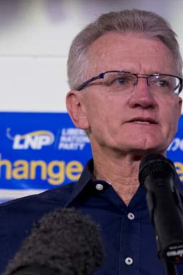 Campaign: LNP candidate for Griffith, Bill Glasson.