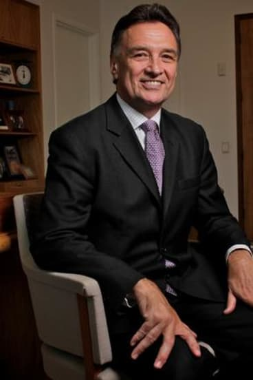 Craig Emerson has replaced Kevin Rudd as Foreign Minister.