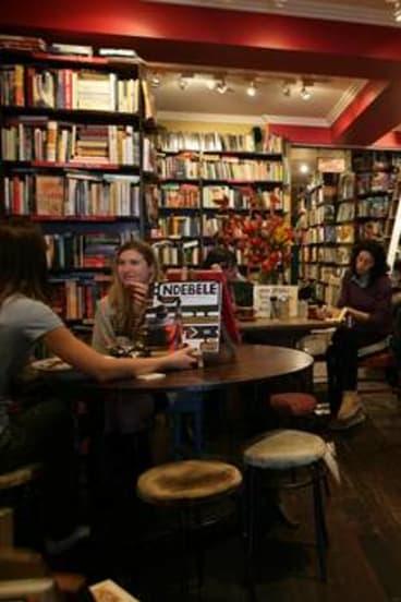 Gertrude and Alice Bookstore, Bondi.