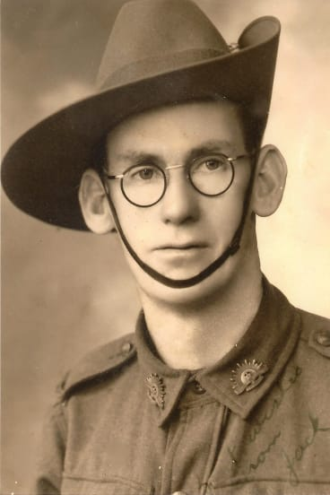 Pte Jack Lynagh
