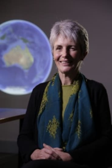 Melbourne University's Dr Jane Elith.