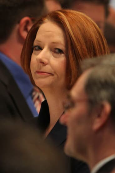 Humiliating setback ... the High Court has ruled against the Gillard government's asylum seeker deal with Malaysia.