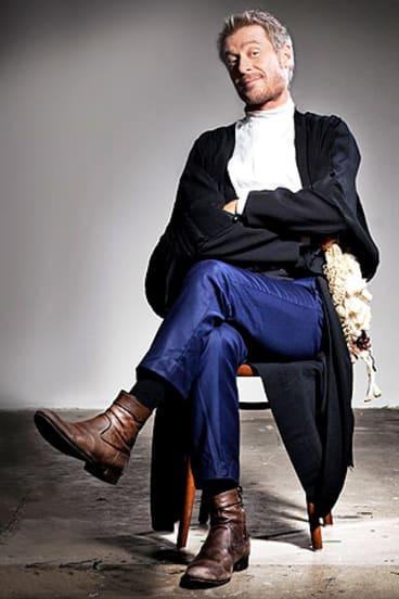 Richard Roxburgh starred in the original <i>Rake</i>.