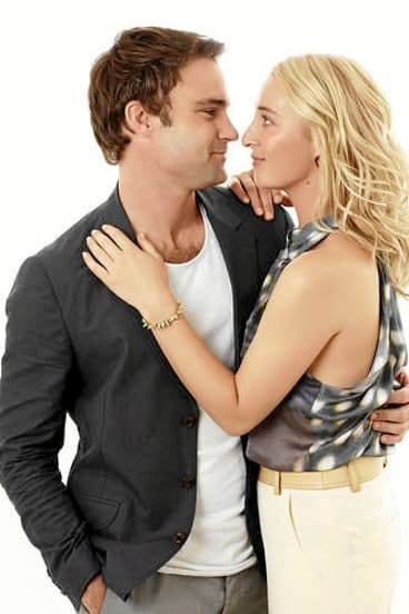 <i>Offspring</I>'s Patrick and Nina.