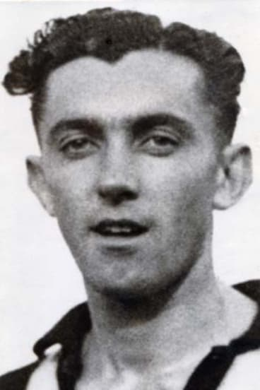 Ron Todd during his Collingwood days.
