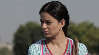 Kangana Ranaut, starring in Queen: featuring today as part of the Indian Film Festival.