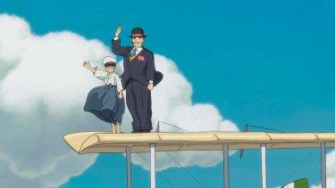 Hayao Miyazaki's The Wind Rises.