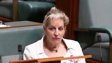 Labor MP Alannah MacTiernan during question time. Photo: Alex Ellinghausen