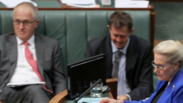 Shadow attorney-general Mark Dreyfus is ejected from question time on Thursday.