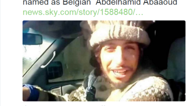 Belgian-born Abdelhamid Abaaoud has been identified as the alleged mastermind if the Paris attacks.