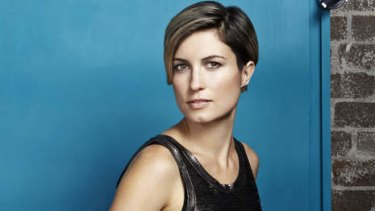 Singer/songwriter Missy Higgins, featuring at this weekend's conference.