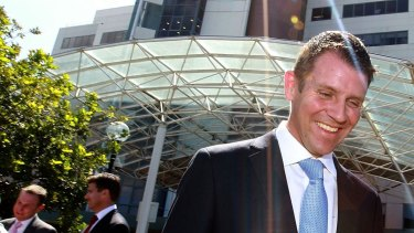 Premier Mike Baird announces major refurbishment of the Prince Of Wales hospital at Randwick ... in 2015.