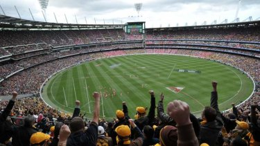Carlton wants to make the 'G its home ground.
