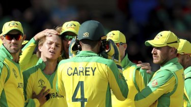 Warne takes aim but Australia enjoys World Cup win over Bangladesh