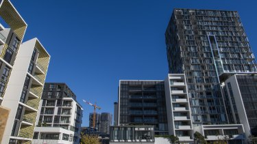 Two-thirds of 550 'high-risk' buildings in NSW are located in one council area