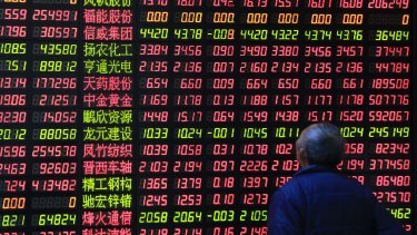 The Shanghai Composite has jumped 73 per cent in the past six months.