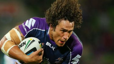It's always a hair-raising experience when Storm forward Kevin Proctor is on the burst.