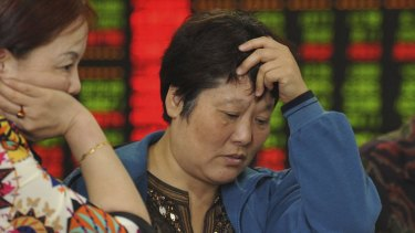 Stretching the patience of retail investors: another wild session in Shanghai.
