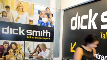 Is Dick Smith worth a punt after this year losing 80 per cent of its value?