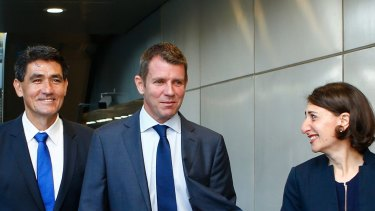 All eyes are on Gladys Berejiklian as Mike Baird considers a cabinet reshuffle.