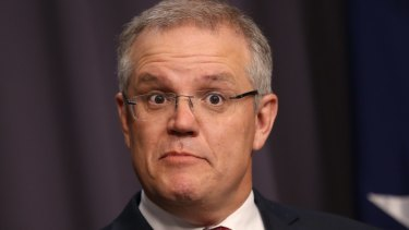 Can ScoMo stop the banks?