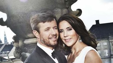 Crown Prince and Princess of Denmark, Frederik and Mary.